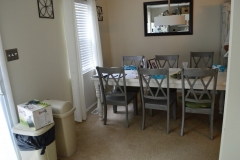 Before- Dining Room