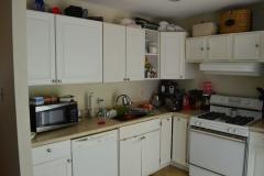 Before- Dishwasher side