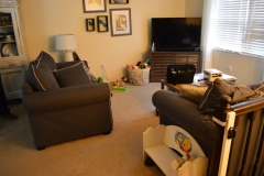 Before- Living Room