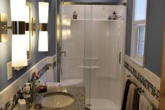 Whole bathroom view