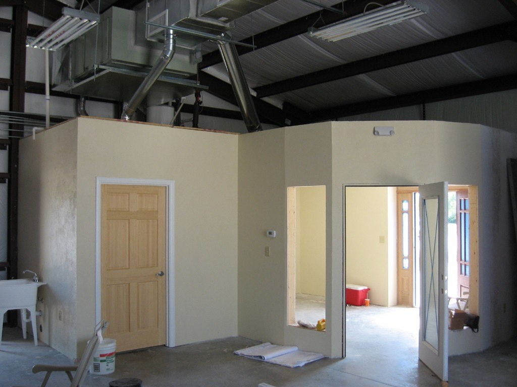 Go Pro Construction Commercial Construction - buildout