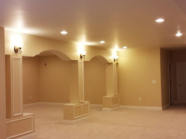 Go Pro Construction basement finishing