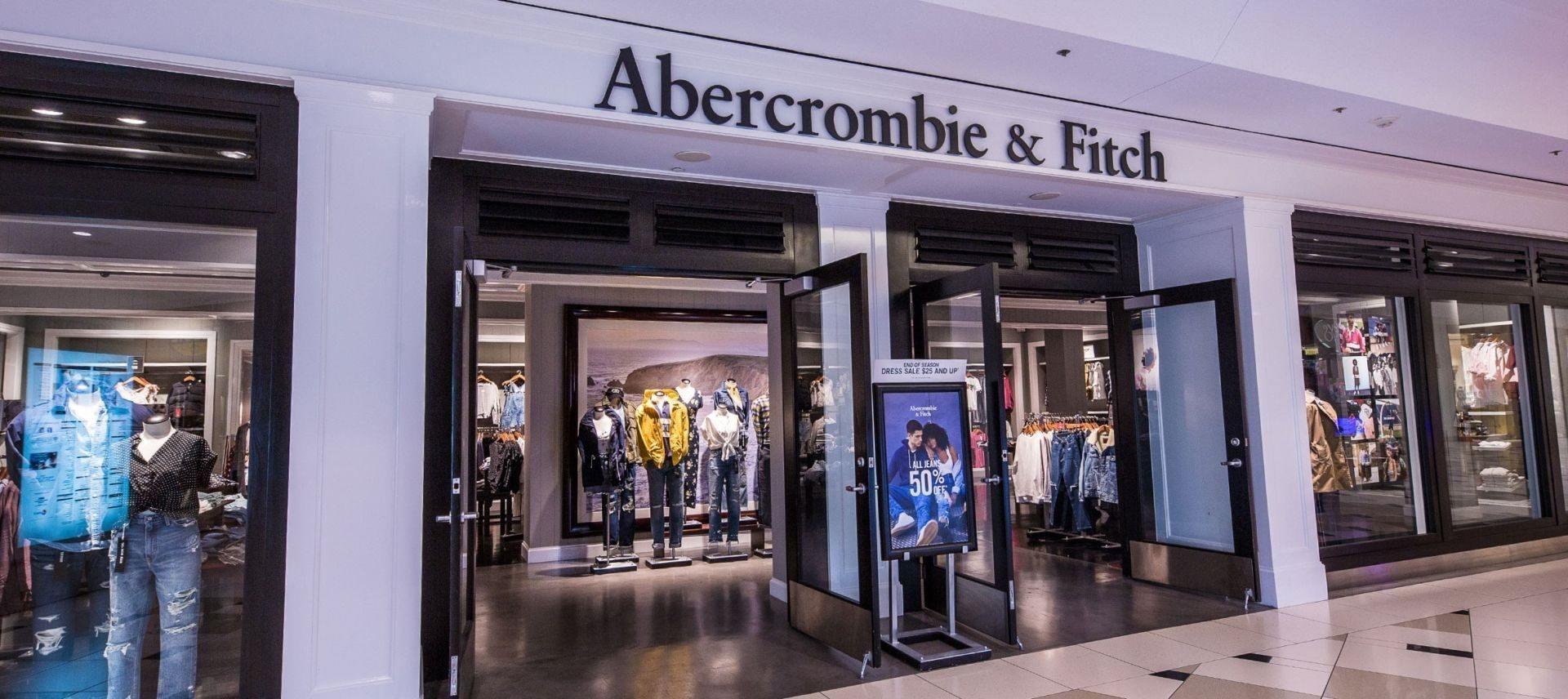 Abercrombie & Fitch Store Washington DC Go Pro Construction Remodel Project